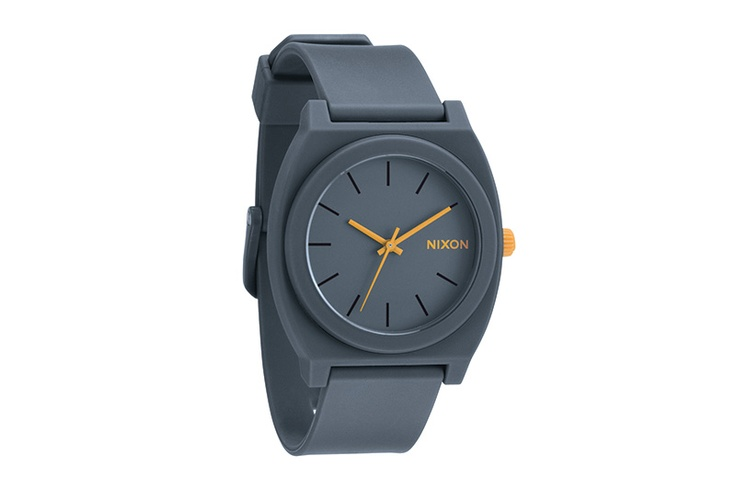 Nixon Introduces the Time Teller P Plastiform Watch Collection