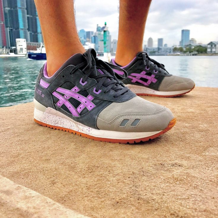 david z asics gel lyte iii