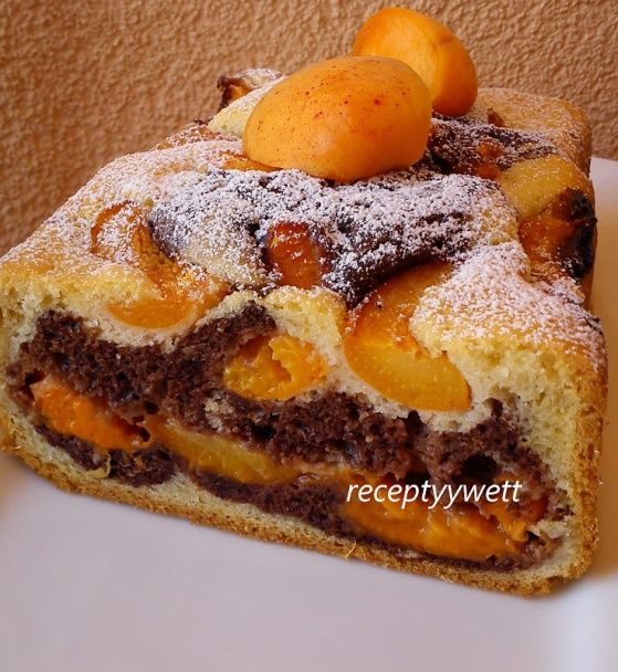 Marhuľový koláč z pekárničky (fotorecept) - obrázok 6