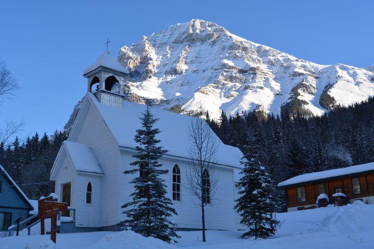 St Joseph's Roman Catholic Church 1908 Field, BC