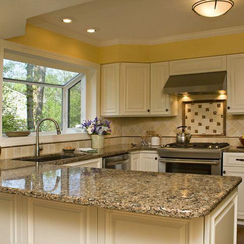 Best Cambria Canterbury Quartz Countertop Kitchen 400 x 300