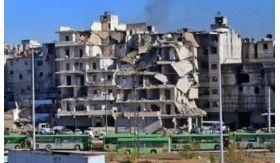 Tidak Hanya Aleppo, Krisis juga Lumpuhkan Idlib