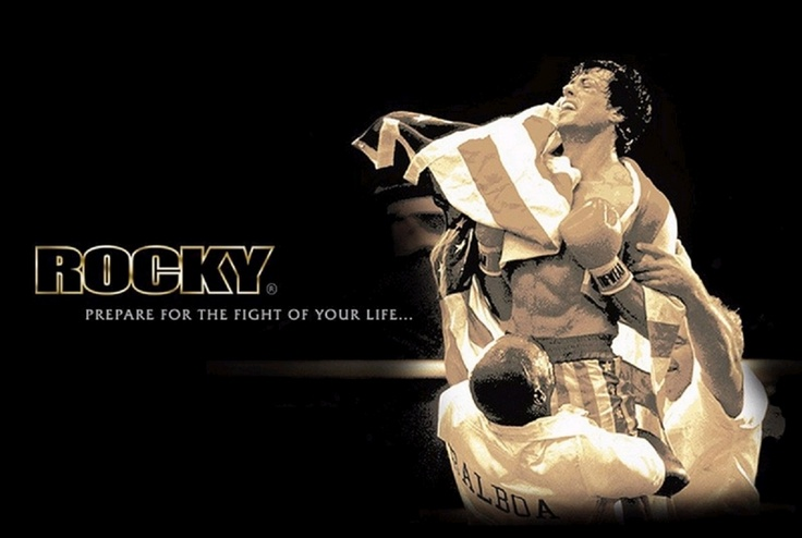 105 best images about rocky balboa on pinterest rocky ii