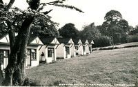Picture of Holiday chalets Warners c1970