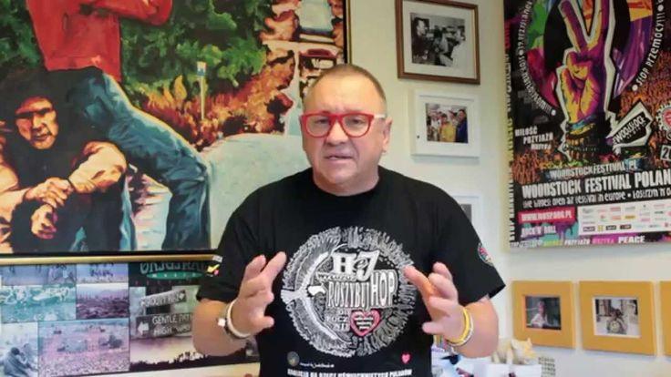 Jerzy Owsiak!  #WOŚP ; #Przystanek #Woodstock!   We własnej osobie! :) Przyjdź i zobacz go razem z nami!   Już 12 czerwca w Multikinie Złote Tarasy ,  Jerzy Owsiak będzie opowiadał o Pasjach! :)  Zarezerwuj swój bilet, bo ponowne wystąpienie tak  wyjątkowego człowieka, prędko się nie wydarzy! :)  www.mojrozwojosobisty.evenea.pl  Zespół Mea Group