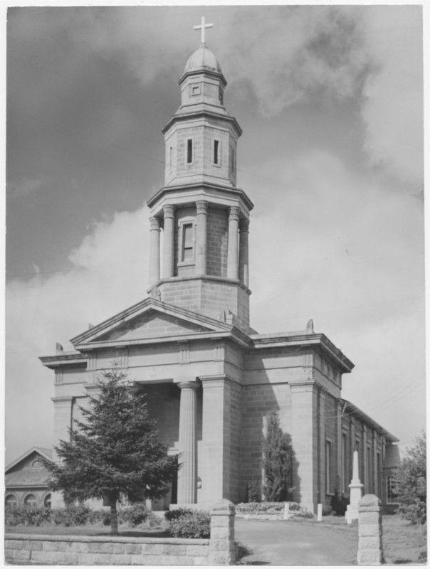 St Georges Church, Battery Point Hobart Tasmania.