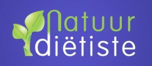 Logo voor natuur diëtiste