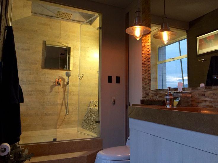 Shower & Turkish Bath