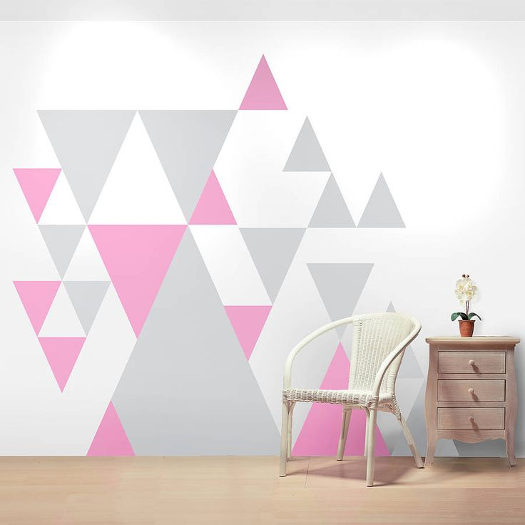 Wall Stickers | Geometric Pattern
