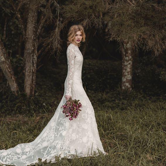 Chloe Gown | Rue De Seine Wedding Dress Collection