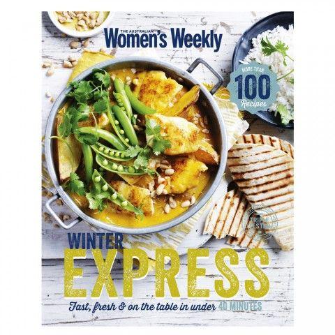 Australian Women's Weekly Winter Express   Wheel&Barrow Homewares