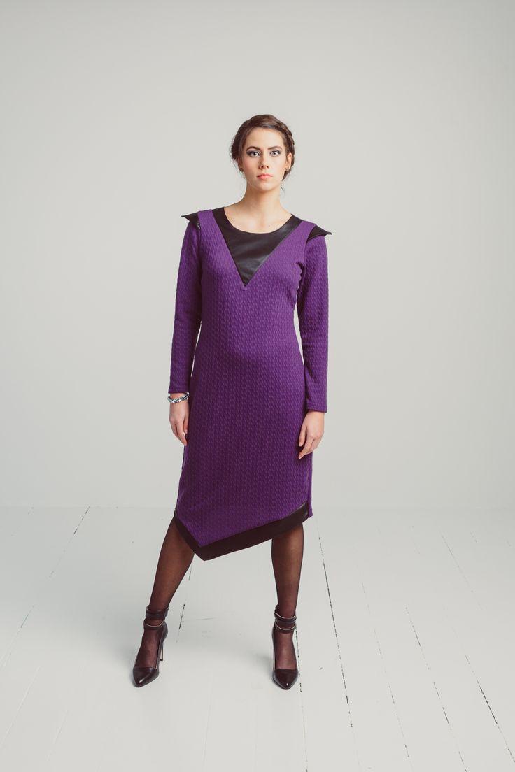 Desiree AW15 Emma Dress www.clothingbydesiree.com