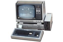 The TRS-80, introduced in 1977, was one of the first machines whose documentation was intended for non-geeks