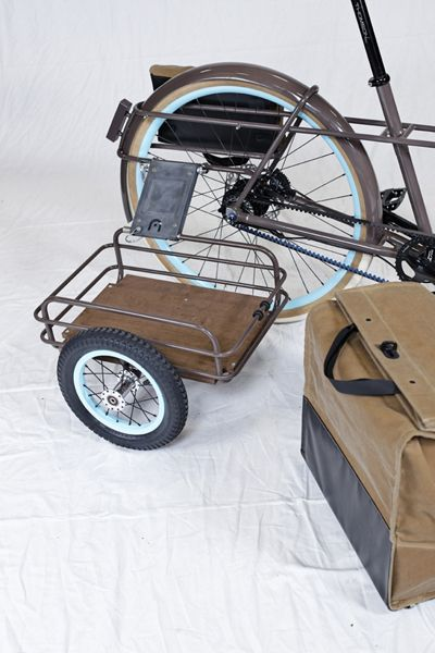 bicycle sidecar plans | Saddle time: dropping in on design's urban bicycles | SmartPlanet