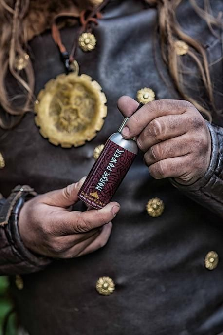York Press: How to smell like a Viking with one easy spray - thanks to York experts and Cow PR with the help of The Aroma Company.