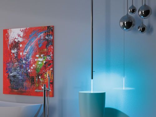 MINIMAL COLOR ceiling mixer by Remer Rubinetterie