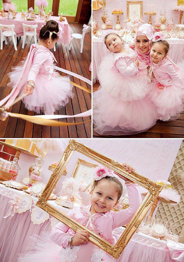 Best 25 ballerina party favors ideas on pinterest tutu for Ballerina tree decoration