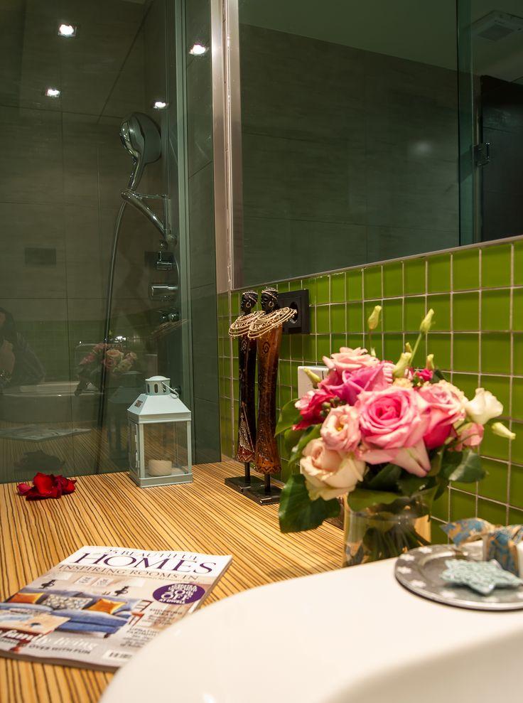 #home #design #homedecor #decor #decoration #realestate #inspiration #rose #plant #green #bathroom #bath #shower #love #creative