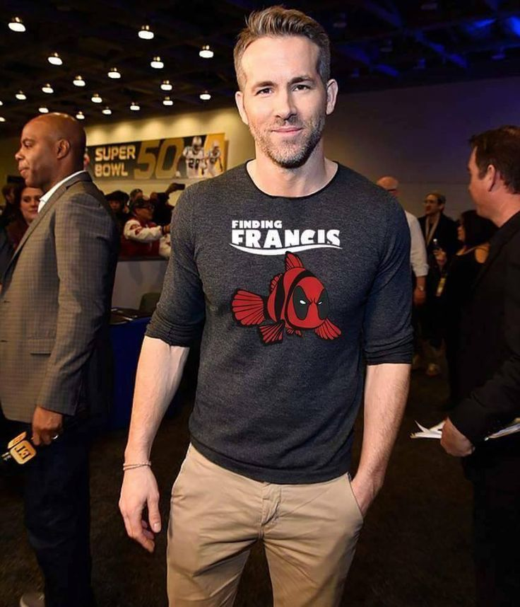 I now require a deadpool movie that covers the search for Francis, PORTRAYED BY FISHIES!!
