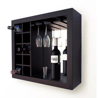 70 best bares y vineros images on pinterest wine for Muebles para vinos
