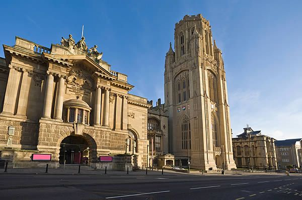 Bristol University, Bristol, UK