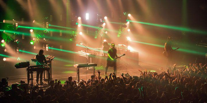 Nine Inch Nails - Pemberton Music Festival | July 16-20 in Pemberton, British Columbia