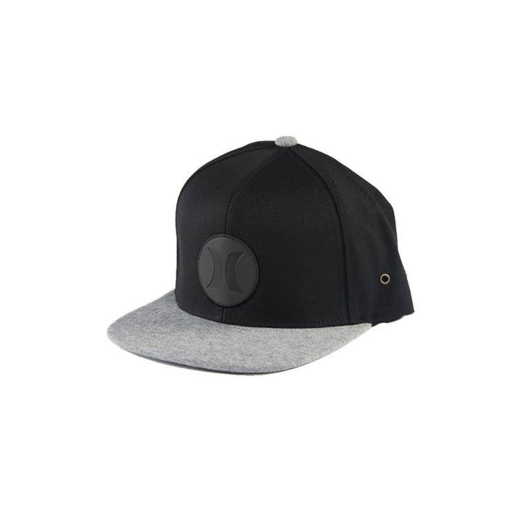 Hurley Icon Vapor 2.0 Snapback Cap black 2016 - Buy online - waketoolz.com
