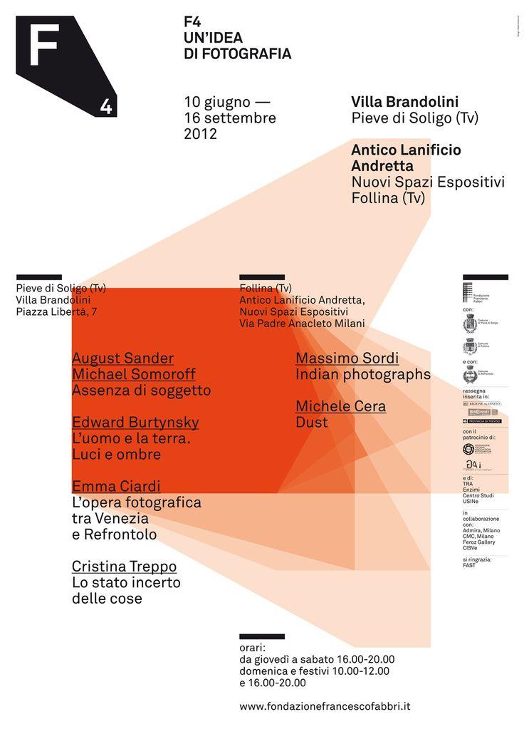 Paolo Palma, F4 poster