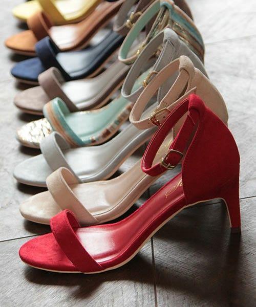 【ZOZOTOWN】SESTO(セスト)のサンダル「屈曲ソールで歩きやすい!美脚ピンヒールの華奢アンクルストラップサンダル」(TMS8502/TMS8502F)を購入できます。
