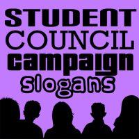 Student Council Campaign Slogans