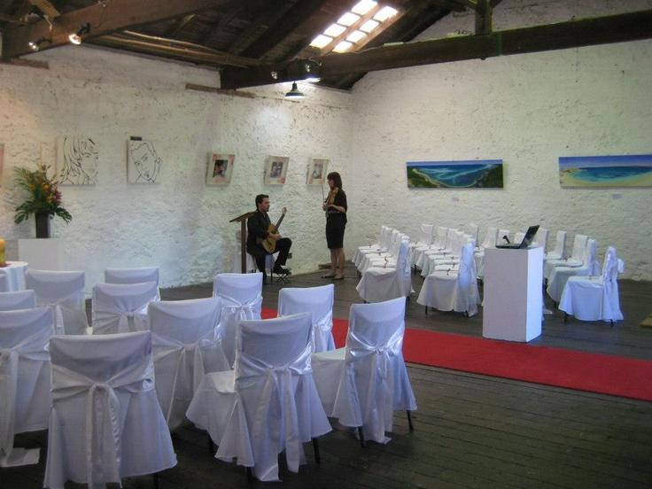 small ceremony