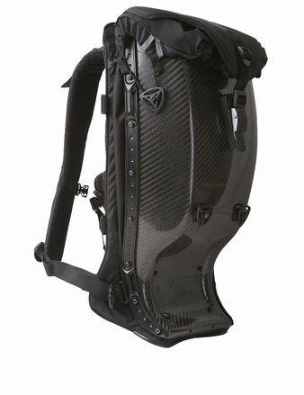 Motorcycle Backpack Back Protector Hardshell | MEGALOPOLIS CUSTOM | MEGALOPOLIS AERO C1 | BOBLBEE OFFICIAL HOMEPAGE