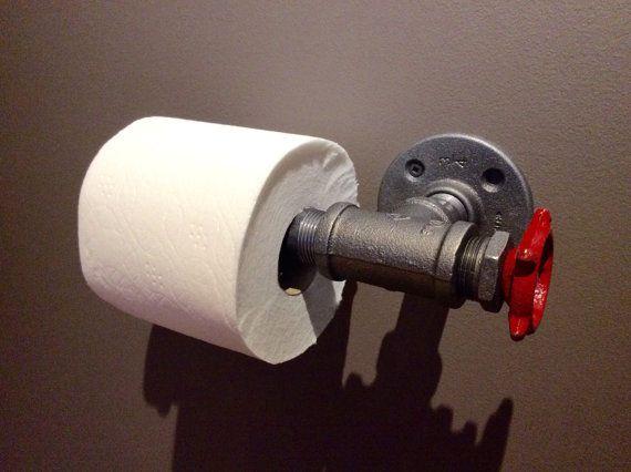 Sostenedor de papel higiénico Industrial de papel por SerSonDesign