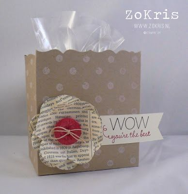 Fancy Favor Box - ZoKris