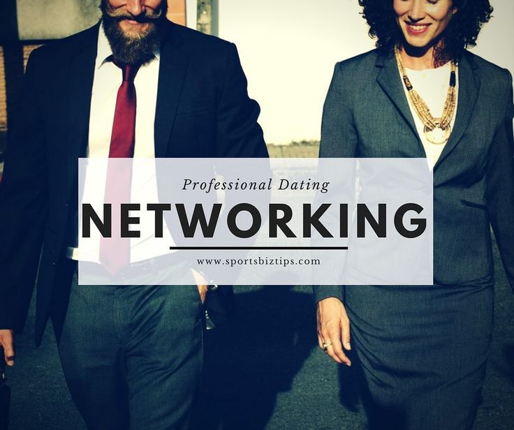 Can't stress this enough Networking IS professional dating! #sportsbiz #sportsbiztips #sportsbusiness #career #careeradvice #sportmanagement #sportscareer #sportsexec #sport #sports #networking #dating #professional