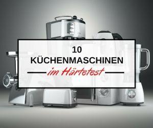 """TESTBILD: Deutschlands """"härtestes Testmagazin"""" hat 10 Küchenmaschinen mit Kochfunktion auf den Prüfstand gestellt – mit überraschenden Ergebnissen."""