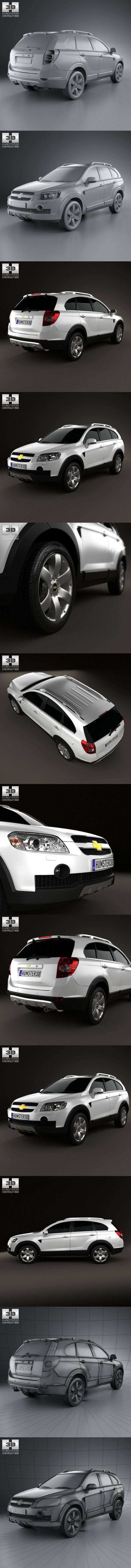 Chevrolet Captiva 2010 #chevrolet #chevroletcaptiva