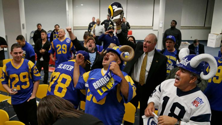 Missouri minor-league team offers to trade tickets for Rams gear ...