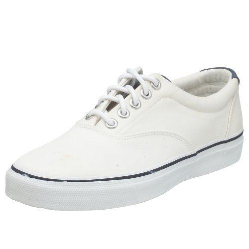best - Sperry Top-Sider Men's Striper CVO Sneaker,White,7.5 M US Sperry Top-Sider,http://www.amazon.com/dp/B000EP8KTY/ref=cm_sw_r_pi_dp_8zTEtb0TZYC83MCV