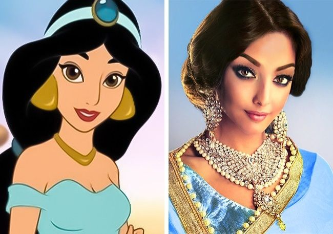 10 People Who Are the Spitting Image of Animated Movie Characters