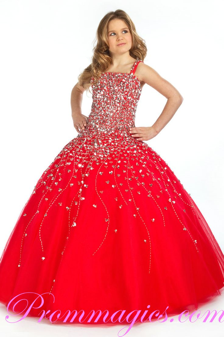 84 best images about Little girl prom dresses on Pinterest | Girls ...