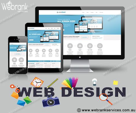 Our function is to create innovative options for companies. We are a market leader in custom-made website design. We develop small and large company web sites, eCommerce sites, business web sites, and brand name options for numerous markets and occupations. Through brand-new innovation platforms and outstanding graphic design experience we ensure you're ahead of the curve. webrankservices.com.au/what-we-do/web-designing/
