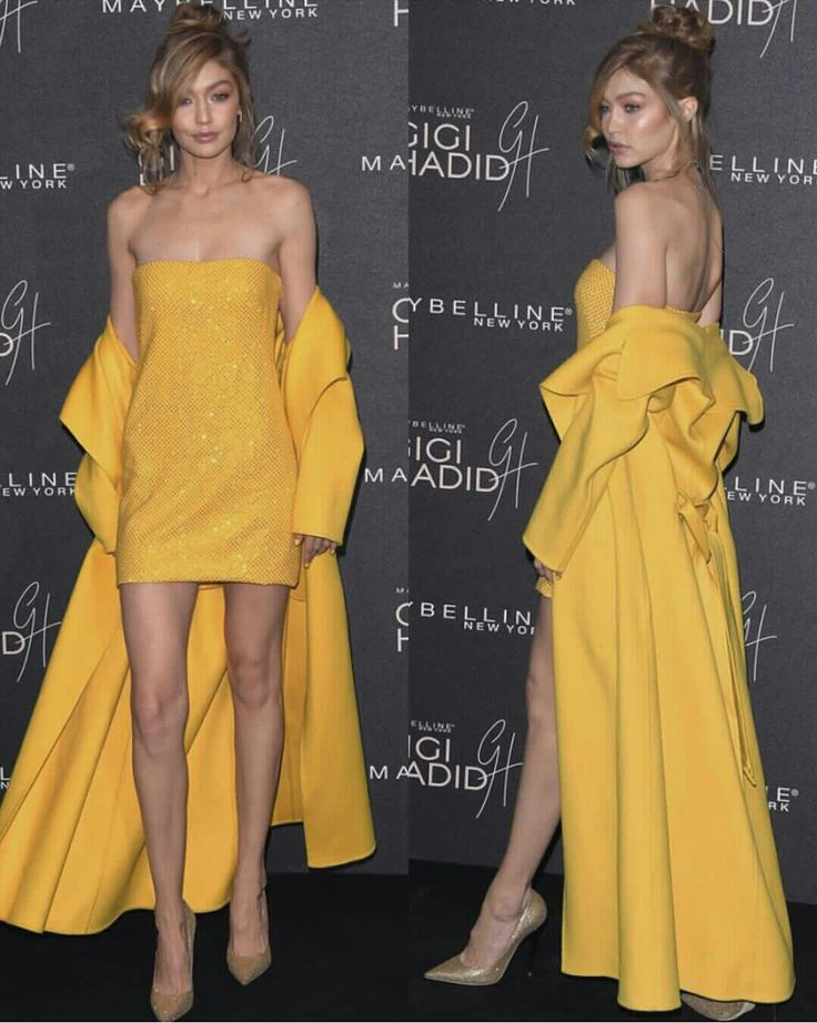 Yellow Gigi