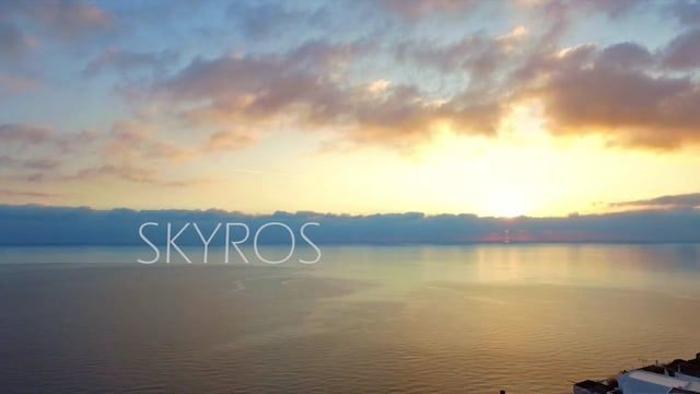 Skyros (Greek: Σκύρος) is the southernmost Greek island of Sporades' island complex in the Aegean Sea. At 209 square kilometres, it is the largest one of Sporades, and has a population of about 3,000. The largest part of Skyros is mountainous, with two distinct mountain ranges in the northern and southern parts. Among them there is semi lowland and semi hilly area, which is north-to- south direction, between the northern eastern and southern coasts of the island. The northern part is…