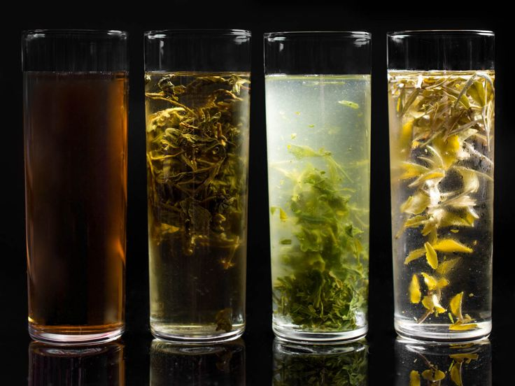 The Tea Lover's Way to Make the Best Cold Brew Iced Tea