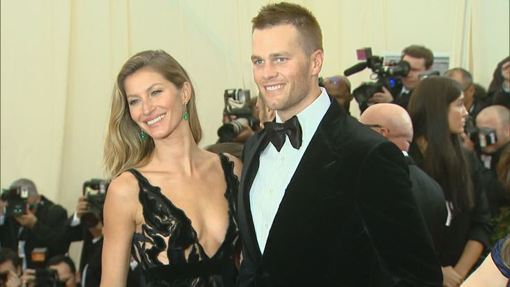 Tom Brady refused to answer questions about the presidential election on Wednesday at the insistence of his wife Gisele Bundchen.