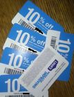 LOT of 5x Lowe's 10% Coupons card JUNE 5, 2014 use @ Lowes & Home Depot too - http://oddauctions.net/coupons/lot-of-5x-lowes-10-coupons-card-june-5-2014-use-lowes-home-depot-too/
