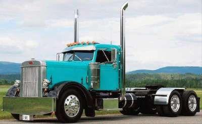 1954 Peterbilt 280 Semi Truck