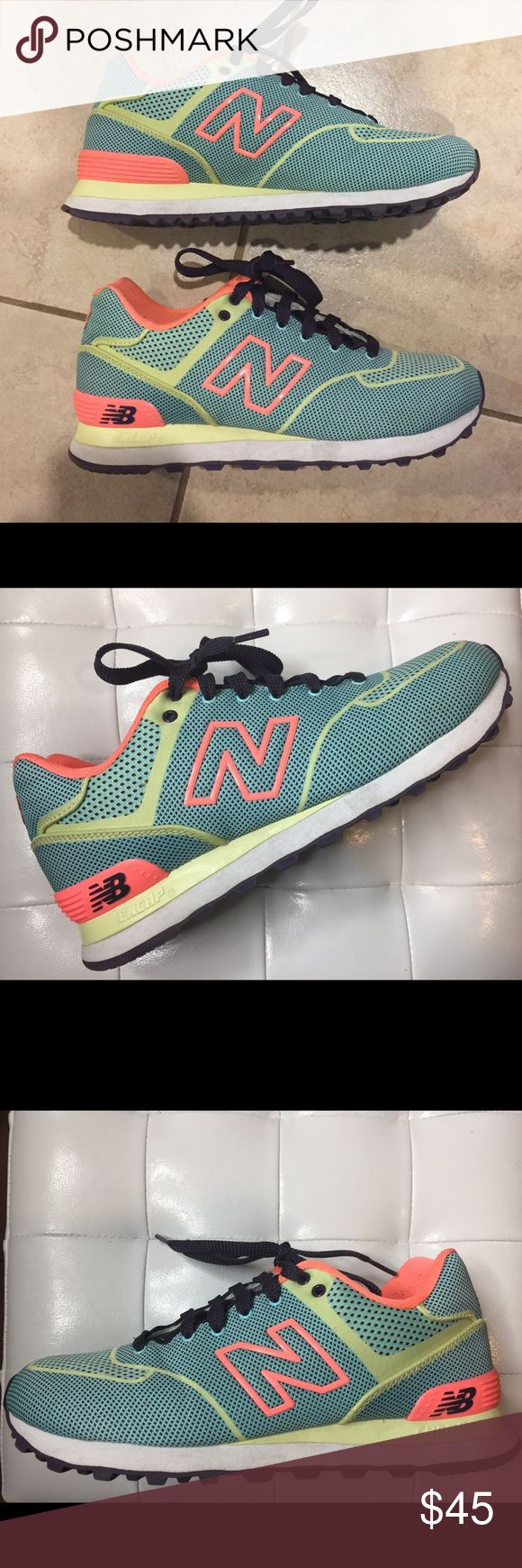 New Balance elite edition 574 women New Balance 574 Elite Edition 574 women's, gently used. Great condition. New Balance Shoes Sneakers