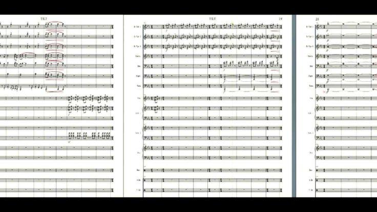 Bluecoats 2014 TILT - Full Brass Score